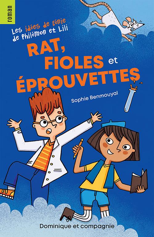 Rat, fioles et éprouvettes Roman jeunesse chapitre